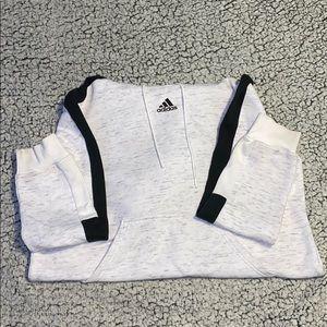Adidas hoodie/sweatpants